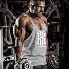 New Arrivals Singlets Men Tank Tops Shirt men's hot selling gyms  tank top Summer  Fashion Casual Workout Clothes