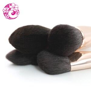 Image 3 - Energia marka wysoka QualitiyHair Brush pędzle do makijażu makijaż Maquillaje Pinceaux Maquillage Pincel bzy