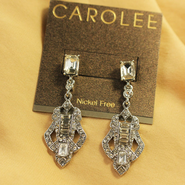 Luxury Artilady vintage bohemian crystal brand earrings accessories jewelry summer 2014 hotsell