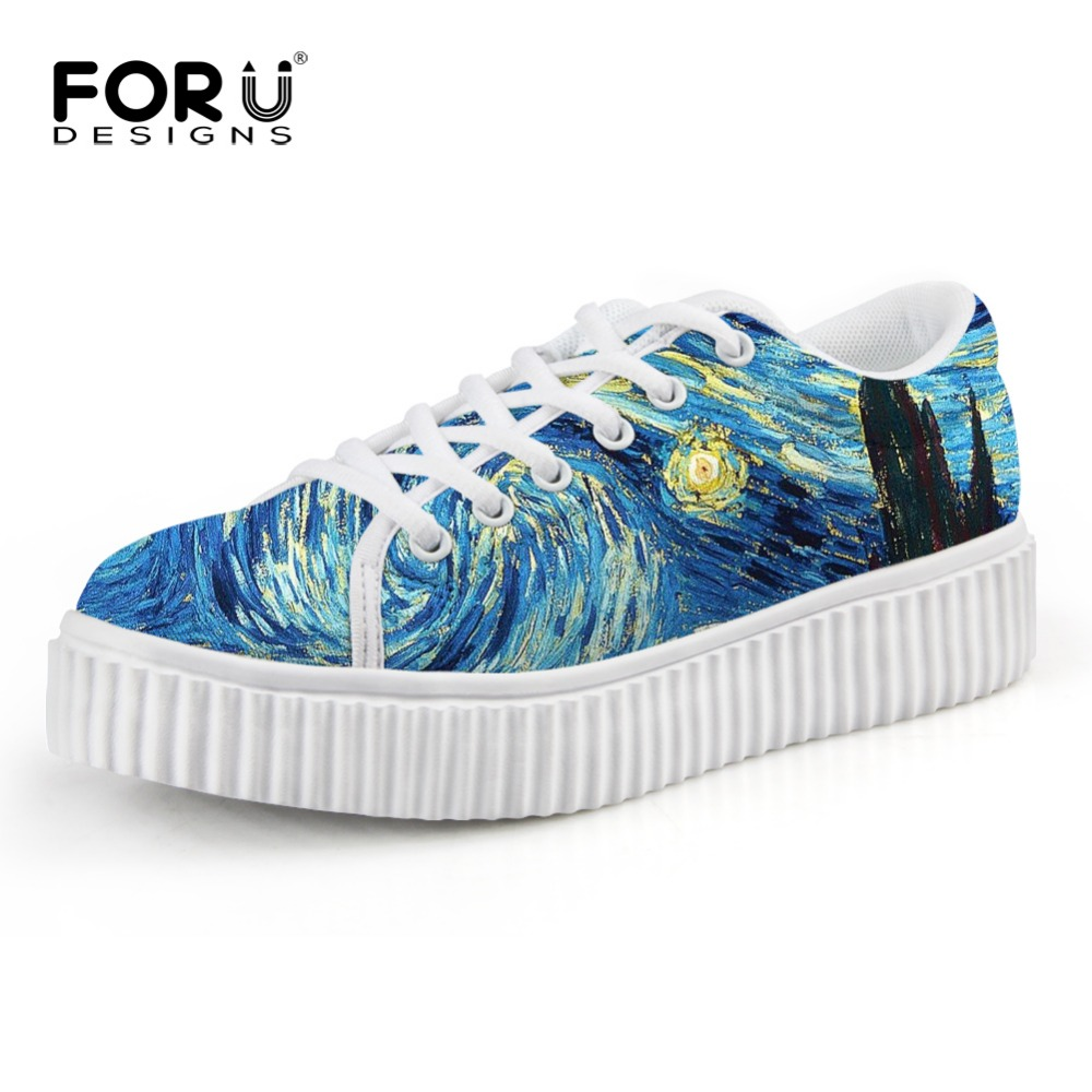 Dreams of Paisley Pattern Girls Flat Walking Shoes for Womens Skate Budge Leather Shoe
