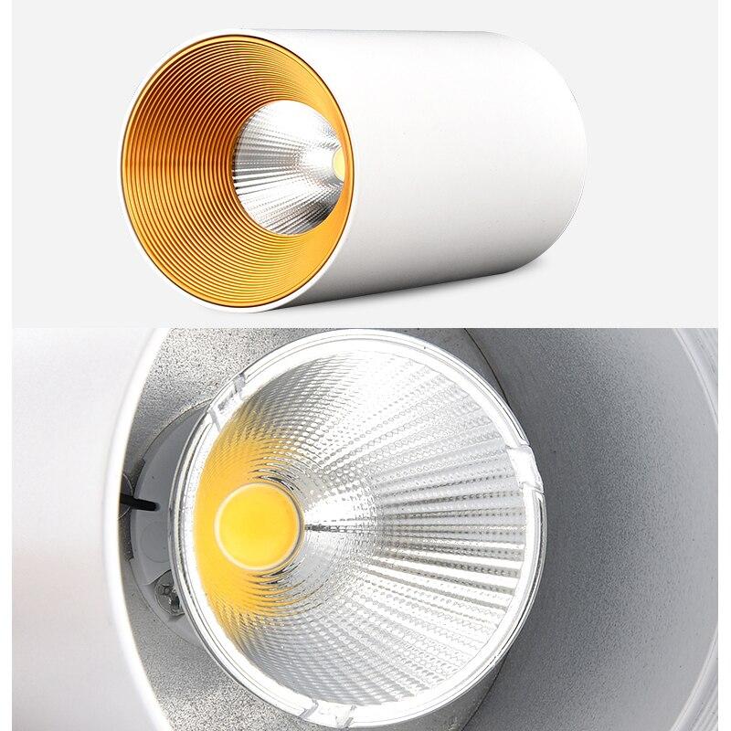 Luzes de Teto luminaria de led luzes de Estilo de Instalação : Montado na Superfície