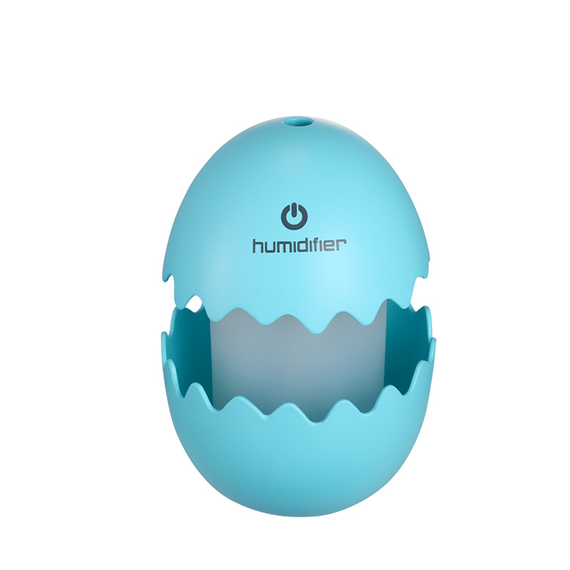 Tancredy Lovely Broken Egg Humidifier Home Car USB Air Purifier Atomization Machine Mist Maker Fogger Humidifier