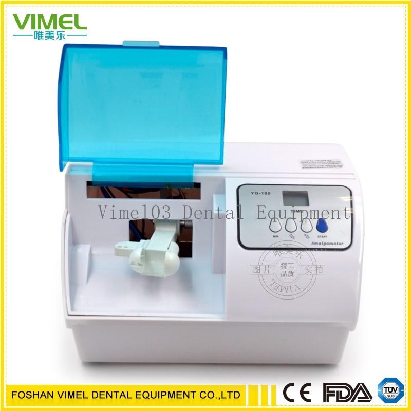 2019 ใหม่ทันตกรรมดิจิตอล Amalgamator 4350 RPM Amalgama แคปซูลผสม-ใน อุปกรณ์ฟอกฟันขาว จาก ความงามและสุขภาพ บน   1