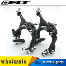 Cheap price Fixed gear bike Road cycling Bicycle Bike C Brake shoes c clip Caliper Set 53-73MM long arm