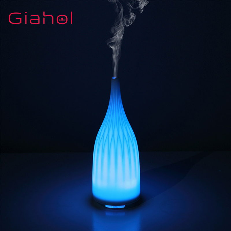 Aroma Diffuser Essential Oils For Aromatherapy Diffuser Air Humidifier Fine Lights Vase shape Touch Mist Maker humidifierAroma Diffuser Essential Oils For Aromatherapy Diffuser Air Humidifier Fine Lights Vase shape Touch Mist Maker humidifier