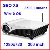 8 ZECO X6 Video projector
