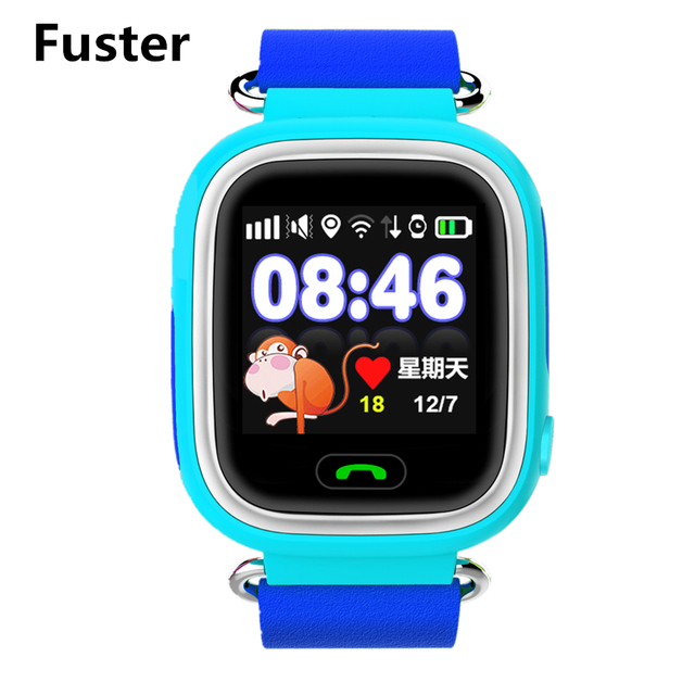 fuster halloween gift for kids gps smart watch q60 at cheapest price now better than q50