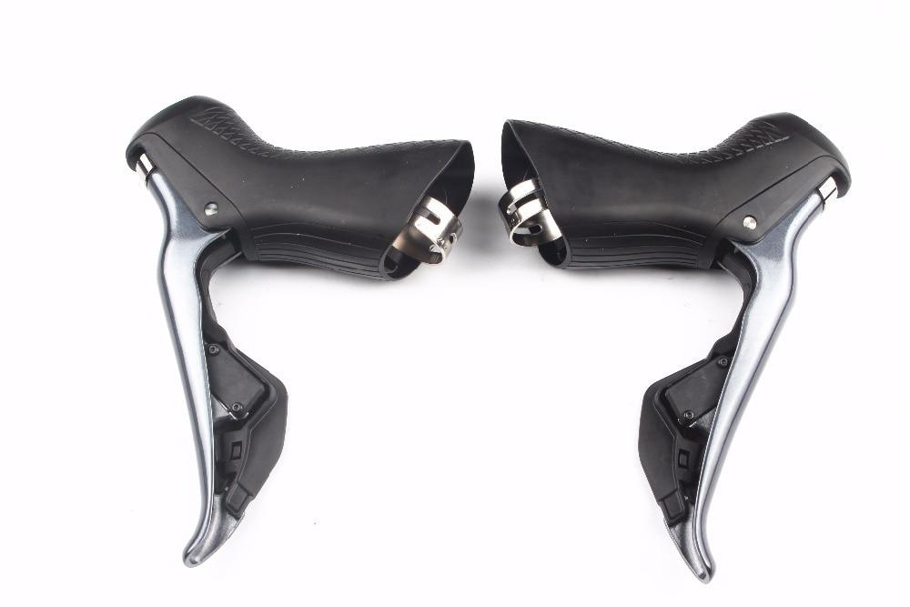 Shimano ST6870 Ultegra Di2 Road Bike Dual Control Lever Set 2x11-Speed