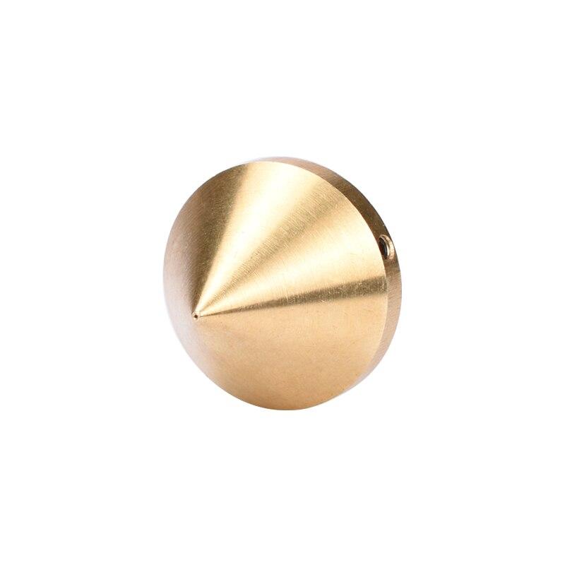 V6 Brass Diamond Nozzle Hotend Extruder Multi Nozzle 3 In 1 Out 0.4MM Nozzle 1.75MM Filament 3D Printer Kit  4