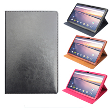 Luxury PU Leather Case Cover For CHUWI Hi9 Air 10.1 Tablet PC Protective Business Case CHUWI Hi9 Air Folding Stand Hand Holder original high quality pu case for chuwi vi10 10 6 inch tablet pc chuwi vi10 case cover free 3 gifts
