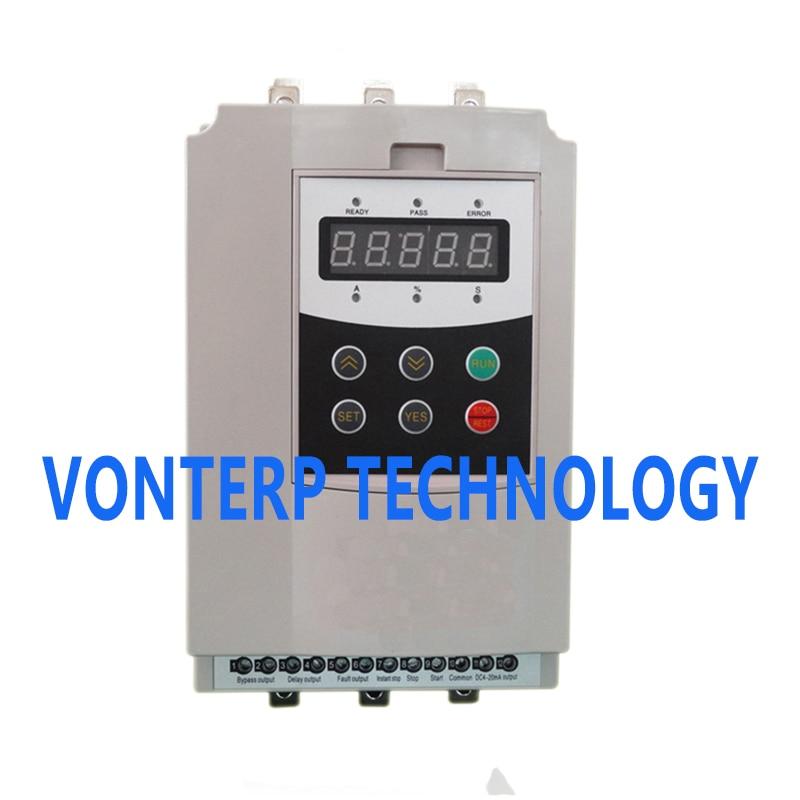 380v 3 phase 5.5kw 50hz soft starter/motor soft starter/motor soft start chint electromagnetism starter magnetic force starter qc36 10t motor starter phase protect magnetic force switch