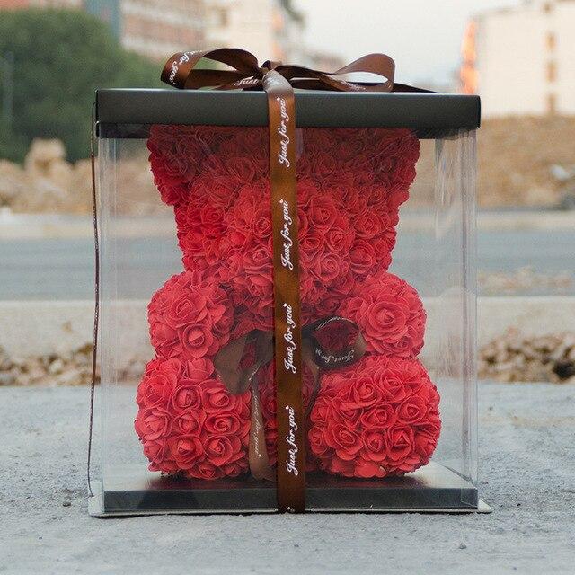 Rose Bar Hochzeit Party Dekoration Valentinstag Geschenk Nette