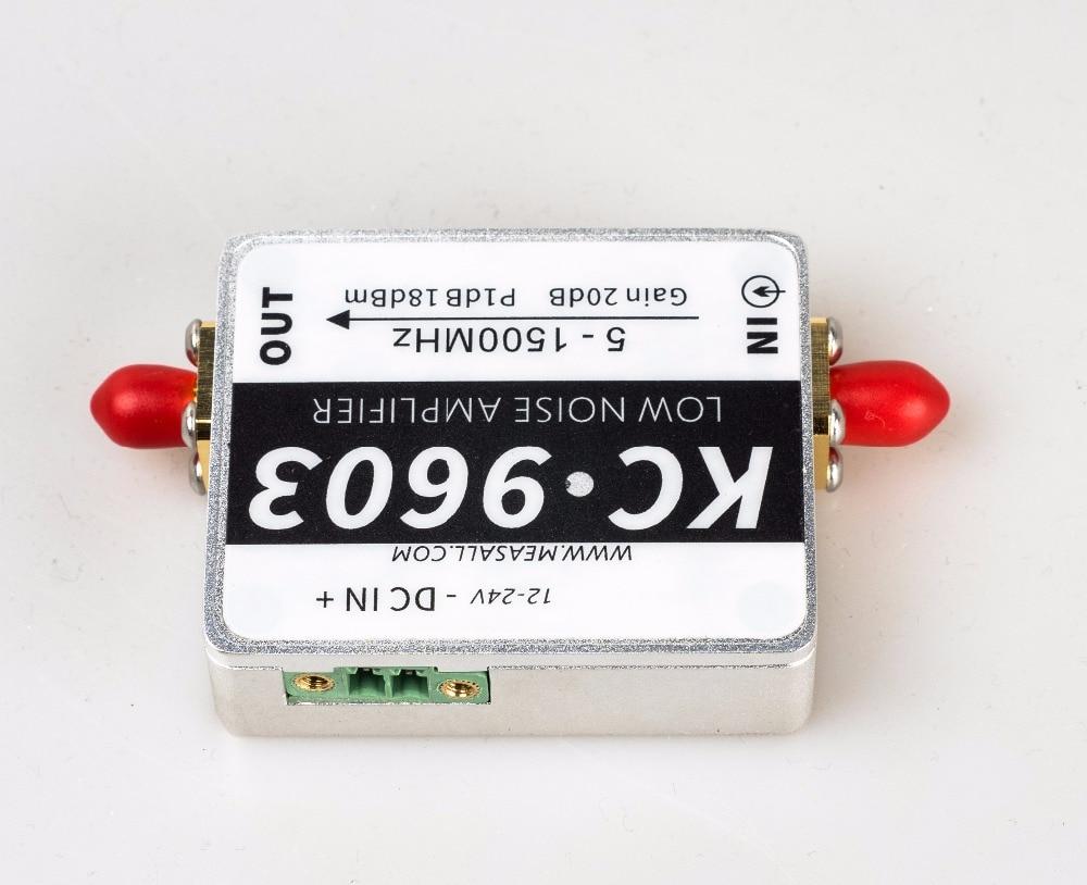 KC9603 5MHz-1.5GHz 20dB 2GHz low noise LNA RF amplifier module