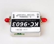 цена KC9603 5MHz-1.5GHz 20dB 2GHz low noise LNA RF amplifier module онлайн в 2017 году