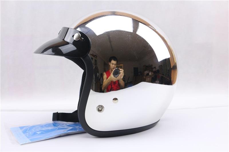 Dot Approved THH vintage motorcycle moto casco capacete small helmet 3/4 open face retro motocross helmets