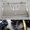 Motorcycle Accessories Radiator Grille Guard Cover Protector For YAMAHA MT 09 MT-09 Tracer 2015 High quality