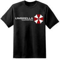 UMBRELLA CORPORATION MOVIE LOGO RESIDENT EVIL T SHIRT S 3XL CAPCOM FILM New Fashion T Shirt