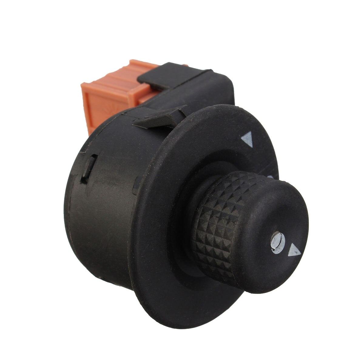 185526 ABS retrovisor espejo interruptor perilla espejo lateral regulación botón interruptores para Citroen/Elysee