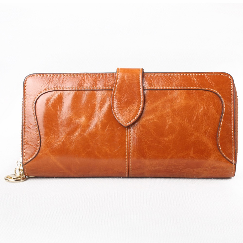New Arrival Genuine Leather Wallets Women Card Holders Purse 2017 Sexy Ladies Clutch Money Bag Leather Handbags genmeo new arrival real leather phone pocket wallets women genuine leather coin purse 2017 sexy ladies card holders money bag