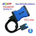 2016 Top tcs cdp com Bluetooth Novo TCS CDP PRO software cdp com 2014. R2/R3 para Auto OBD2 Carros/Caminhões de diagnóstico de digitalização ferramenta