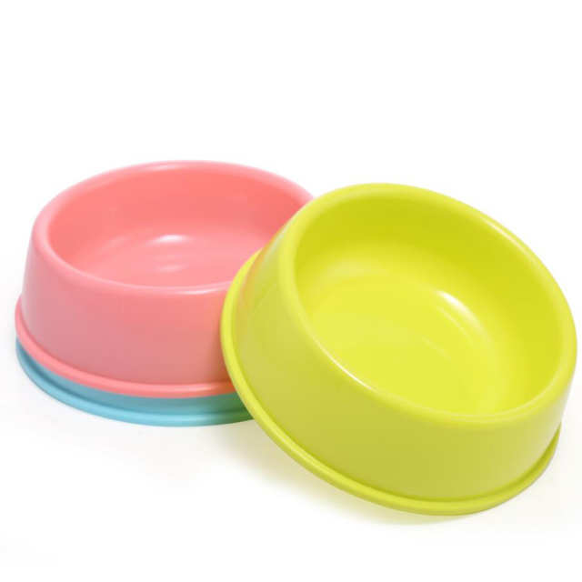 Pet Dog Bowls Puppy Cats Food Drink Water Feeder Pets Supplies Non-slip Feeding Dishes Pet Supplies 3