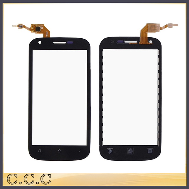 Repair Parts Sensor For Wiko Cink Peax 2 Touch Screen Panel Digitizer Front Glass Lens