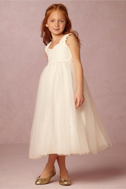 Popular Pretty Flower Girl Dresses-Buy Cheap Pretty Flower Girl ...
