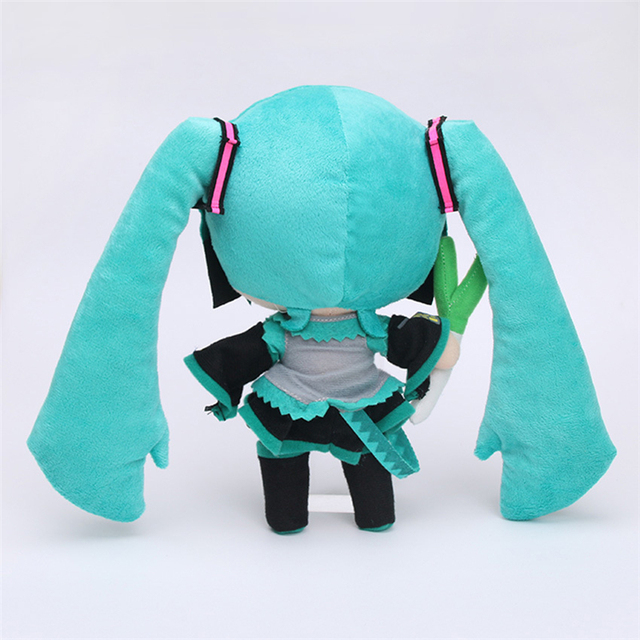 Anime Hatsune Miku Stuffed Plush