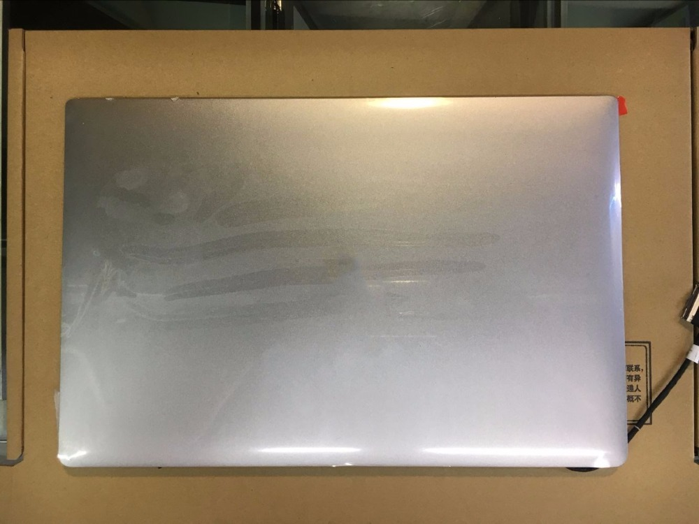 New 4K 15.6 inch LCD Touch Screen Full Assembly for Dell XPS 15 9550 9560 M5510 5520 P56F UHD LQ156D1JW31 3840x2160 FHD Display 11 4v 84wh new original laptop battery for dell xps 15 9550 d1828t 1p6kd t453x 4gvgh precision 5510 xps15 9550 xps 15