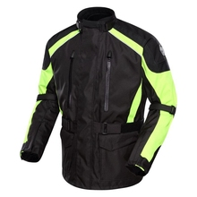 Free shipping 1pcs DUHAN Men's Oxford Motorcycle Motorbike Waterproof Jacket with 5pcs pads