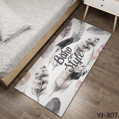 Large Big Size Bedroom Living Room Carpet 3D Modern Fashion Machine Washable Office Yoga Carpet Anti Slip Wrinkle Resistant Mat in Carpet from Home Garden