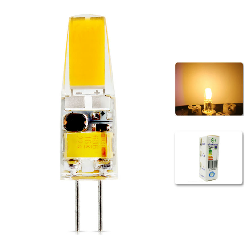 1Pcs/lot 2015 G4 AC DC 12V Led bulb Lamp SMD 6W Replace halogen lamp light 360 Beam Angle luz lampada led купить в Москве 2019