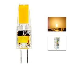 1Pcs/lot 2015 G4 AC DC 12V Led bulb Lamp SMD 6W Replace halogen lamp light 360 Beam Angle luz lampada led