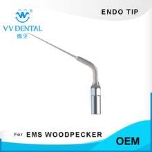 EE4 scaler endo tip untuk scaler EMS untuk dokter gigi alat gigi.
