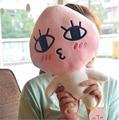 Новый Дизайн Корея Мультфильм лица Кукла Kakao frineds Kobito Райан Плюшевые игрушки 38 см