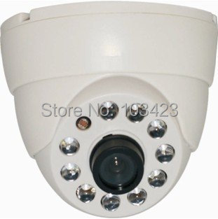 "Infrared CCTV Camera, 420TVL , 1/4"" sharp CCD Security Camera, Free shipping"