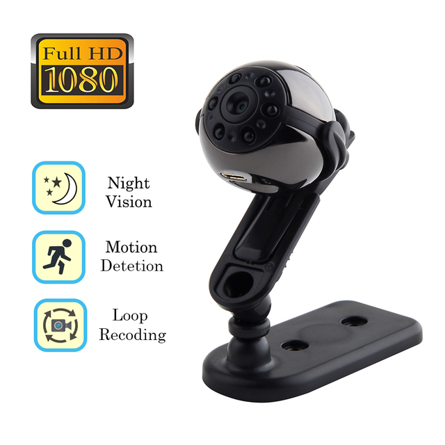 SPY Camera Dvr Full Hd 1080P Micro Sports Dv