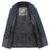 Envío gratis hombres moda perchero collar dress silm abrigos chaquetas de ropa de lana de los hombres combina cazadora informal de negocios 195hfx