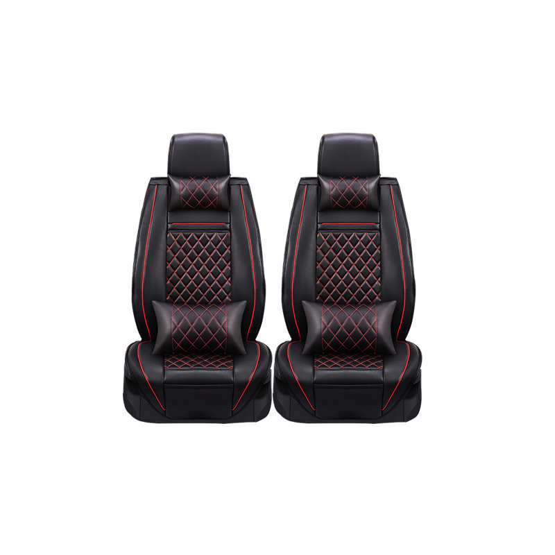 ФОТО (2 front) Leather Car Seat Cover For Lada Granta Largus priora kalina niva car ACCESSORIES car styling