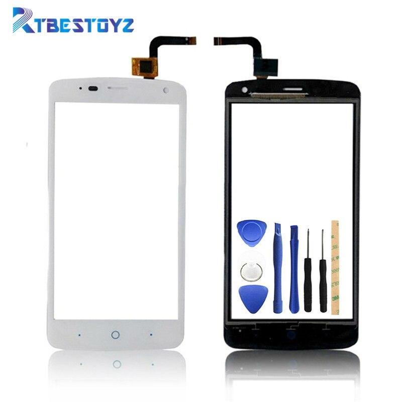 Rtbestoyz Black White Touchscreen For Zte Blade L2 Plus
