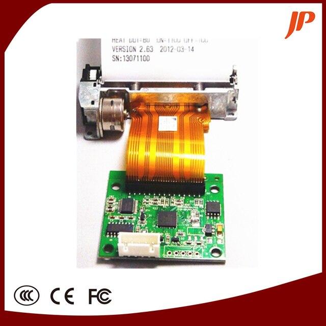 Бесплатная доставка 58 мм термопринтер + панель управления принтера
