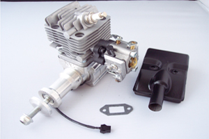 Promotion XYZ 26C 26CC Gasoline Engine / Petrol Engine for RC Airplane xyz 20cc gasoline engine petrol engine for rc airplane