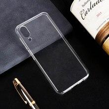 Brillante transparente de silicona caso para UMIDIGI A7 Pro F2 A3X X PRO MAX un A5 Pro UMIDIGI S5 Pro Power 3 cubierta de TPU Funda