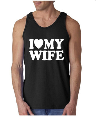 I Heart My Wife Men Tank Top3