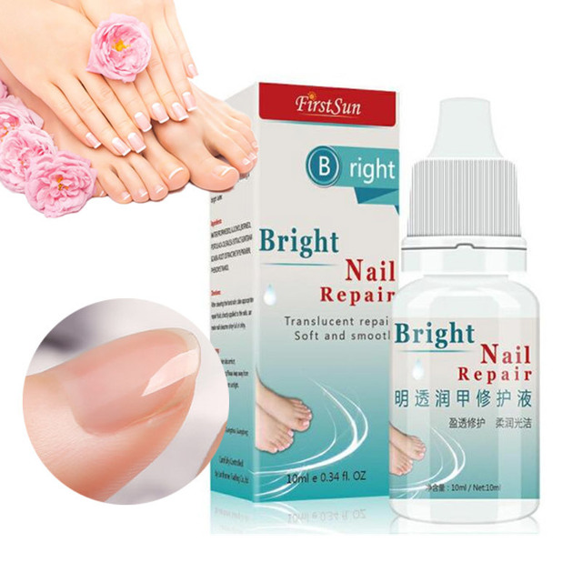 10ml High Quality Natural Herb Nail Fungus Treatments Nail Care ...