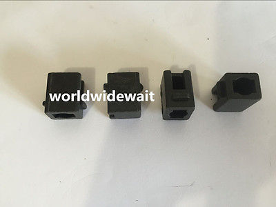 New 4PCS 8mm x 7mm Hole Carbon Brush Holder For Electric Drill