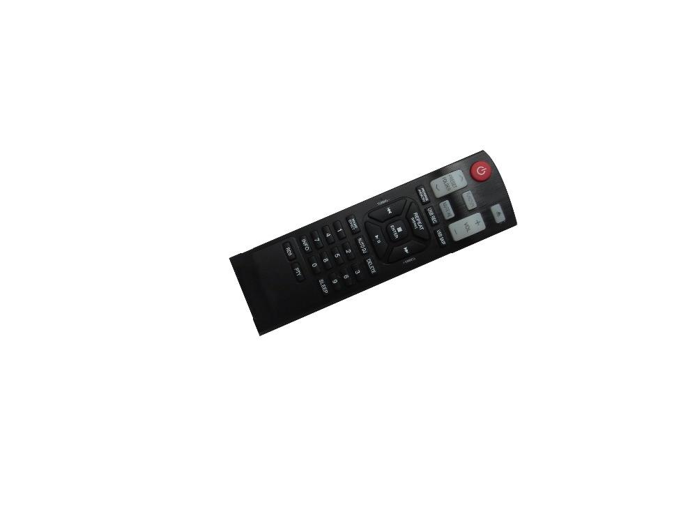 Controle remoto Para LG AKB36638204 COV30849818 LFA840 FAS163F FA163DAB AKB70877909 FA162 FAS162F FA164 FA164DAB do Sistema De Áudio Mini