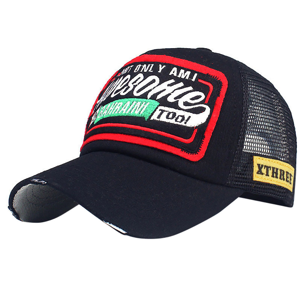 Женская вышитая Цветочная джинсовая кепка модный бейсбольный тропический шлем от солнца аксессуары casquette бейсбол - Цвет: F