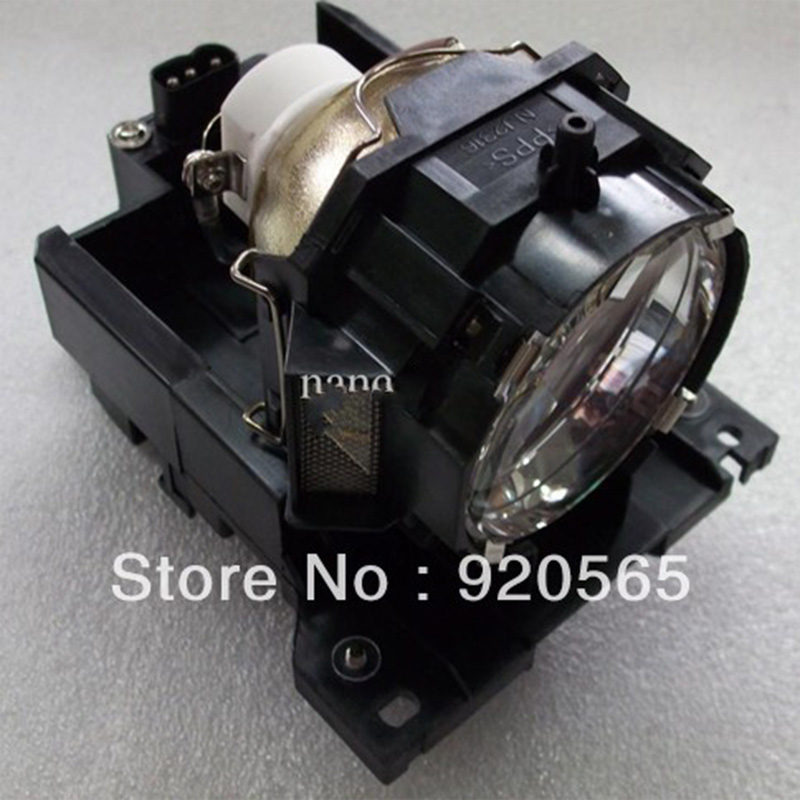 Replacement Projector Lamp With Housing DT00871 For Hitachi CP-X615/CP-X705/CP-X807/CP-X809/CP-X801/HCP-7100X/HCP-7600X