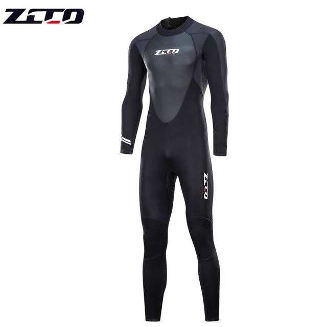 New Scuba Diving Wetsuit Men 3mm Diving Suit Neoprene Swimming Wetsuit Surf Triathlon Wet Suit Swimsuit Full Bodysuit